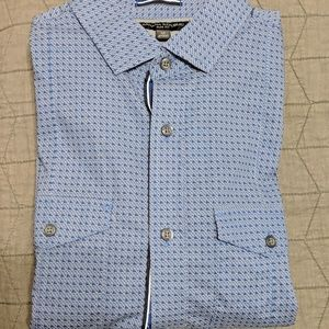 Banana Republic Slim Fit Button Down